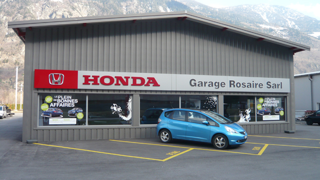 Garage rosaire s rl for Garage redhaber sarl cernay